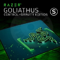 Razer Goliathus Control - Gravity Edition - Small (PC)