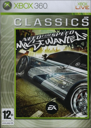 Need for Speed: Most Wanted (X360)