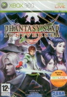 Phantasy Star Universe (X360)