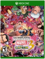 Ultimate Marvel vs. Capcom 3 (XONE)