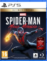 Marvel's Spider-Man Miles Morales Ultimate Edition (PS5)