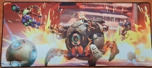 Overwatch - Wrecking Ball - mouse pad