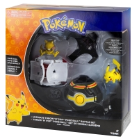 Thrown n Pop Pokéball - Ultimate Combat Set - Pikachu +  Battle Abra