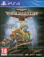Warhammer 40,000: Inquisitor - Martyr (PS4) použité