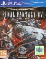 Final Fantasy XIV: Starter Edition (PS4)