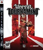 Unreal Tournament III (PS3) použité