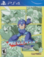 Mega Man Legacy Collection (PS4)