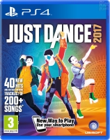 Just Dance 2017 - UNLIMITED (PS4)