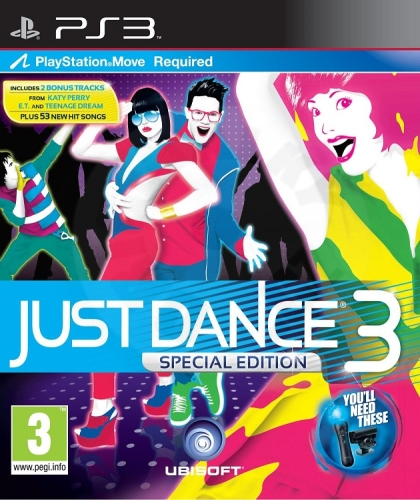 Just Dance 3 - Special Edition (PS3)