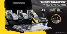 Thrustmaster Race Gear Pro (TH8A shifter + T3PA-Pro pedals)