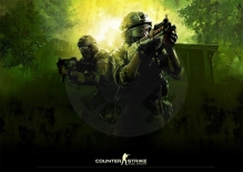 Counter-Strike: Global Offensive Poster - Green