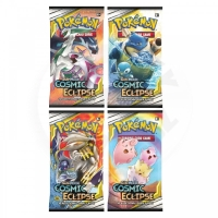 Pokémon Sun and Moon 12 - Cosmic Eclipse - Booster Pack