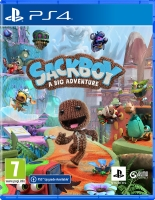 Sackboy A Big Adventure (PS4)