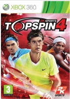 Top Spin 4 (X360)
