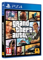 Grand Theft Auto V (PS4) použité