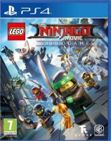 LEGO Ninjago Movie Video Game (PS4)