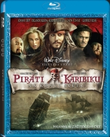 Pirates of the Caribbean 3: At World's End (BD)