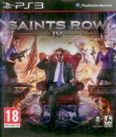Saints Row IV (PS3) použité