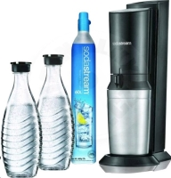 SodaStream  Crystal Black 2.0 + spare flask for free