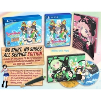 Senran Kagura: Peach Beach Splash No Shirt No Shoes All Service Edition (PS4)