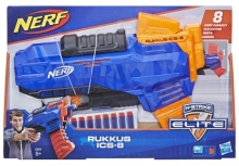 NERF - Elite Rukkus ICS-8