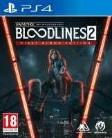 Vampire: The Masquerade Bloodlines 2 First Blood Edition (PS4)