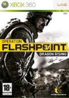 Operation Flashpoint: Dragon Rising (X360) použité