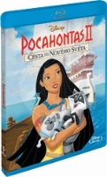 Pocahontas II: Journey to a New World (BD)