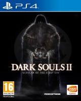 Dark Souls II - Scholar of the First Sin (PS4)