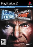 SmackDown! vs. Raw (PS2) použité