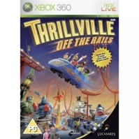 Thrillville: Off the Rails (X360) použité
