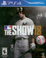 MLB 18 The Show (PS4)