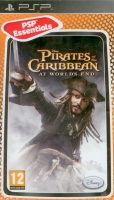 Pirates of the Caribbean: At World´s End (PSP) použité