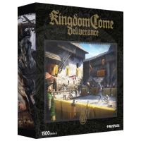 Kingdom Come: Deliverance  Puzzle - Knight's Tournament - 1500pcs