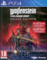 Wolfenstein: Youngblood Deluxe Edition (PS4) použité