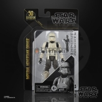 Star Wars The Black Series - 50th anniversary Lucasfilm - Imperial Hovertank Driver - 15cm