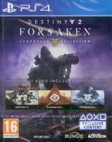 Destiny 2 Forsaken - Legendary collection (PS4)