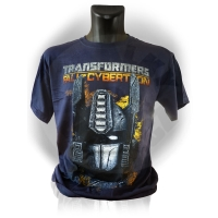 TRANSFORMERS: Fall of Cybertron - Optimus Fire - t-shirt size L