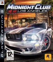 Midnight Club Los Angeles (PS3) použité