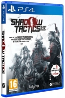 Shadow Tactics: Blades of the Shogun (PS4)