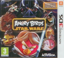 Angry Birds Star Wars (3DS) použité