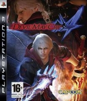 Devil May Cry 4 (PS3) použité