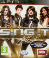 Disney Sing It: Party Hits (PS3) použité