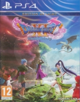 Dragon Quest XI: Echoes Of An Elusive Age Edition of Light (PS4)