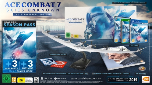 Ace Combat 7: Skies Unknown Collectors Edition (PS4)