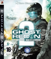Tom Clancy´s Ghost Recon Advanced Warfighter 2 (PS3) použité