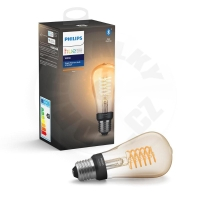 Philips Hue Bluetooth 7W, E27, Warm White