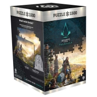 Good Loot - Assassins Creed Valhalla: England Vista Puzzle - 1500ks