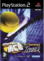 Perfect Ace Pro Tournament Tennis (PS2) použité
