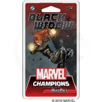 Marvel Champions: Black Widow Hero Pack - EN